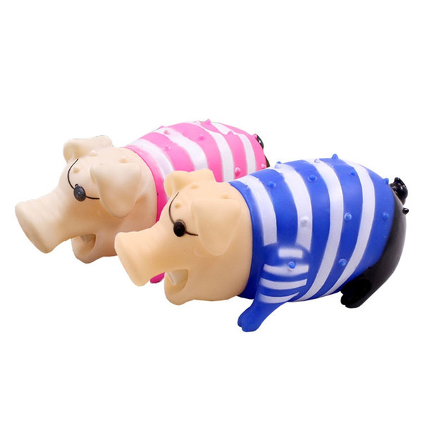 Pirate pig pet gelatin screaming pig geek called mini vent pig pet dog and dog toy pet supplies 4 styles choice
