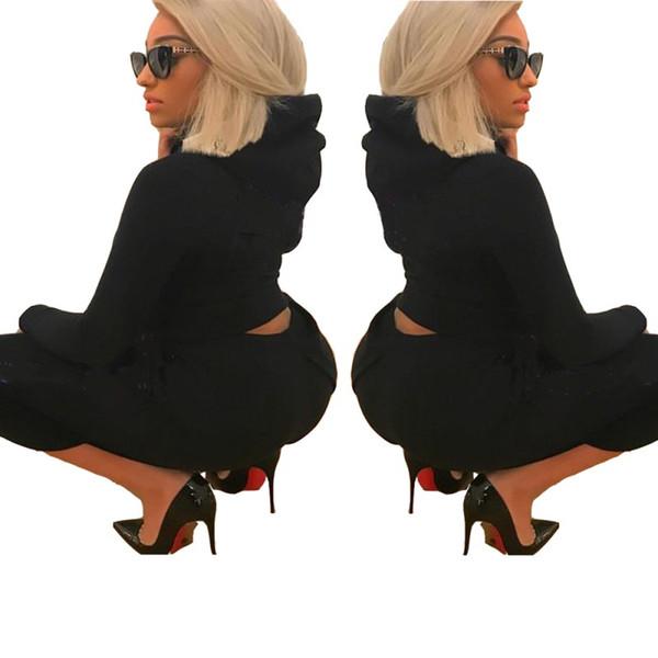 Abbigliamento sportivo donna manica lunga abiti 2 pezzi set tuta da jogging tuta sportiva tuta sportiva tuta sportiva tuta sportiva tuta sportiva klw0362