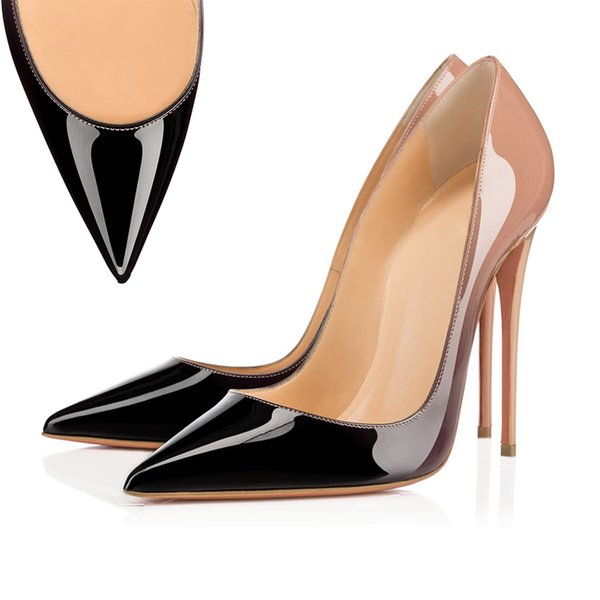 Pointed Toe leather 2