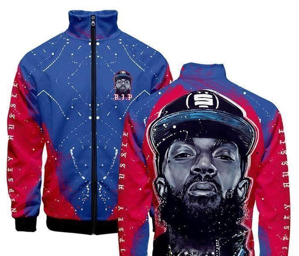 19SS para hombre sudaderas para hombre de la chaqueta del diseñador del diseñador xxxtentacion Escudo de la cremallera suéter de moda casual para hombre diseñador de vestir exteriores de la chaqueta de alta calidad