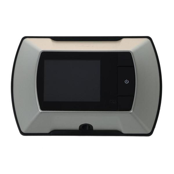 "2.4"" Monitor Digital Door Peephole Viewer High Resolution Camera DIY"