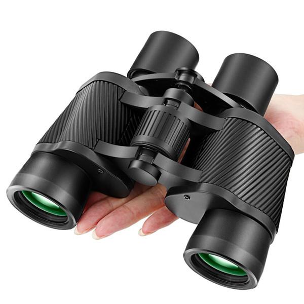 HD 20X40 Power Zoom Jumelles en verre télescope professionnel pour la chasse de haute qualité monoculaire télescope jumelles télescopique