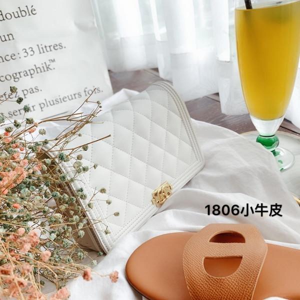 La vendita calda delle donne della borsa a tracolla della borsa del messaggero di Plaid delle signore delle borse a tracolla della catena del progettista di marca di lusso libera il trasporto 0622