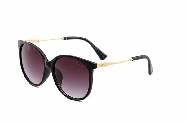 Nouveaux lunettes de soleil pour hommes Polaroid Haute Définition Lentille Cadre de galvanoplastie respectueux de l'environnement, modèle 1917, modèle 1917 avec boîte