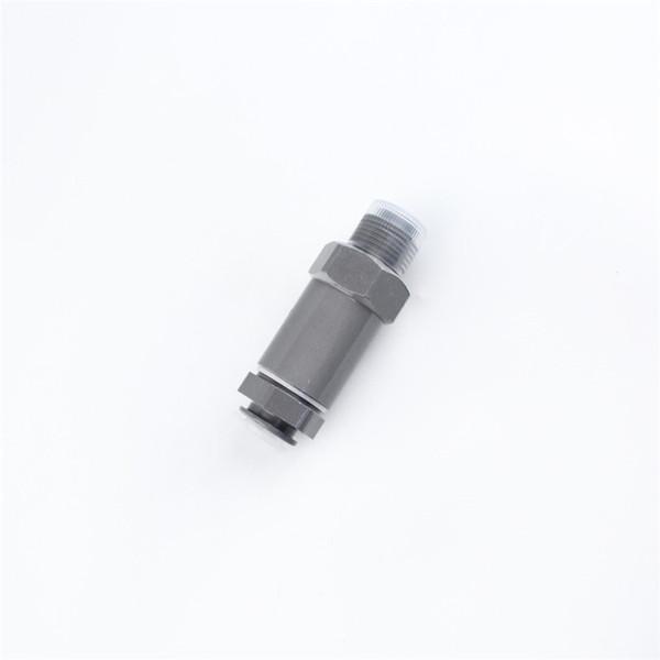 DEFUTE Válvula limitadora de presión de riel común 1110010008 Repuestos de la serie de riel común de Bosch boquilla de aceite de aceite válvula hidráulica de alta calidad