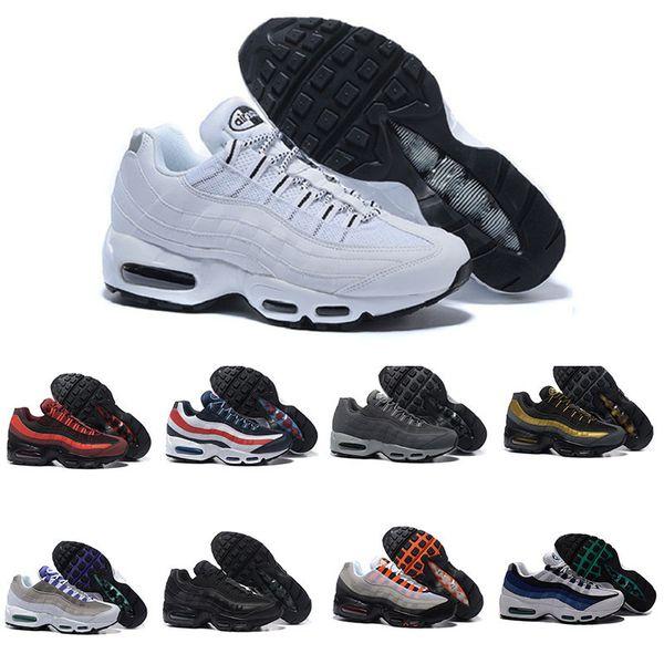 d0ecc244d6 nike air max 95 airmax 2019 Ultra Unisex 95 Sapatos OG 20º Aniversário Homens  Tênis De