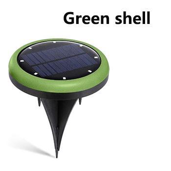 Grüne Schale