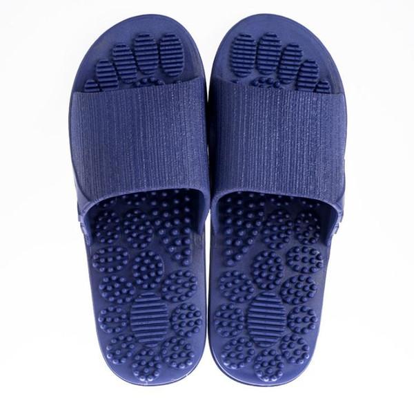 Wholesale Summer beach cork Slippers Casual Sandals Antiskid massage Slides Double Buckle Clogs Women man Slip on Flip Flops Flats Shoe 007