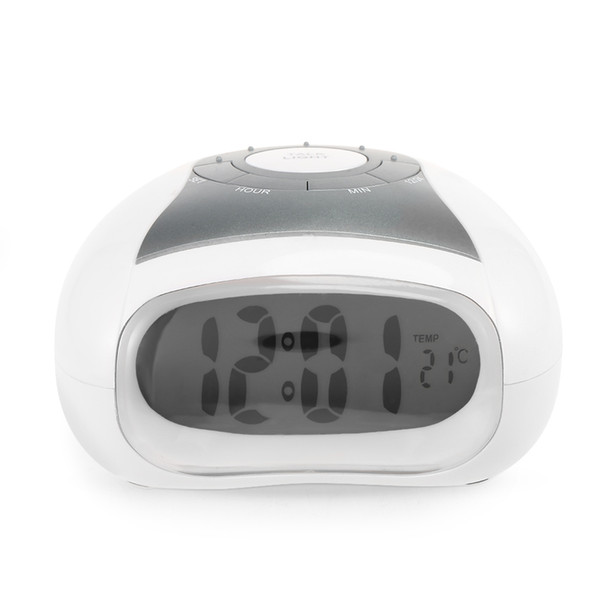 Voice Report Clock with LCD Display