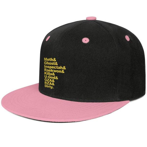 World Star Hiphop Wu Tang Clan Members Rap Design Hip-Hop Cap Snapback Flatbrim Dad Hats Sports Adjustable