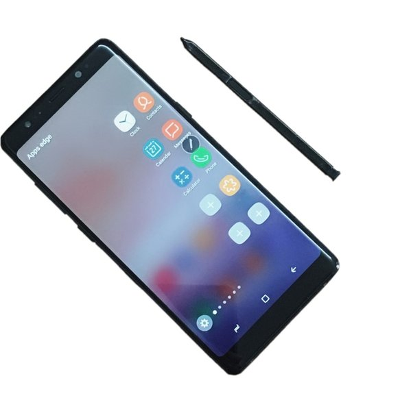 Full Screen 6.4inch note 9 Goophone 9 plus Smartphone fingerprint quad core 16GROM Show 4G LTE android Cellphone Unlocked Phone Sealed box