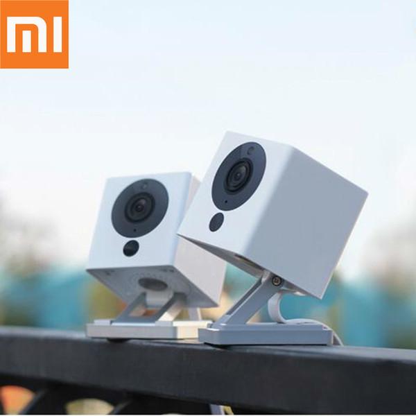 Ursprüngliche Xiaomi Xiaofang Smart Home Camera1080P HD tragbare 8X-Nachtsicht-Camcorder-App-Steuerungs-WIFI-Überwachungskamera