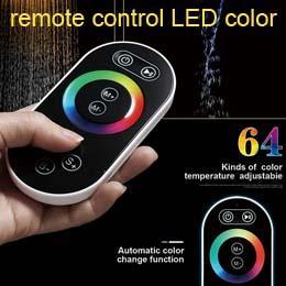 control remoto de cambio de color LED