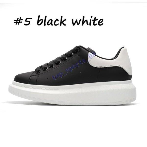 5 أبيض أسود