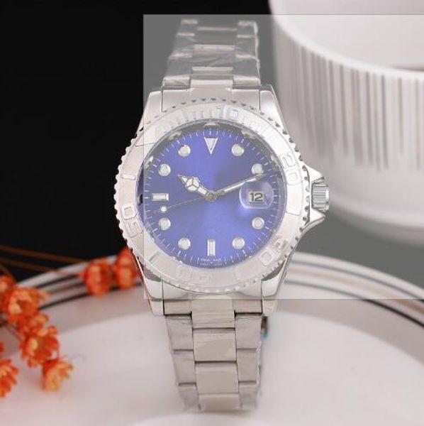 Relogio masculino Top qualité nouvelle marque de luxe hommes montres mode hommes montre automatique montre-bracelet Or avec horloge à quartz en argent