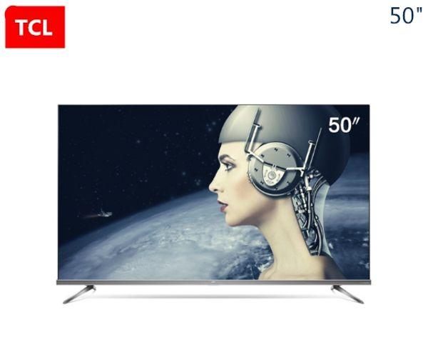 TCL цветной телесериал (новый продукт) 50-дюймовый 4K + полная экологическая HDR 4d сцена полная сцена AI телевизор с плоским экраном бесплатная доставка.