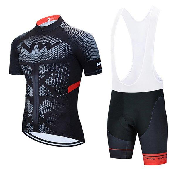 01 Jersey bib shorts set