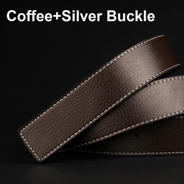 القهوة + الفضة مشبك
