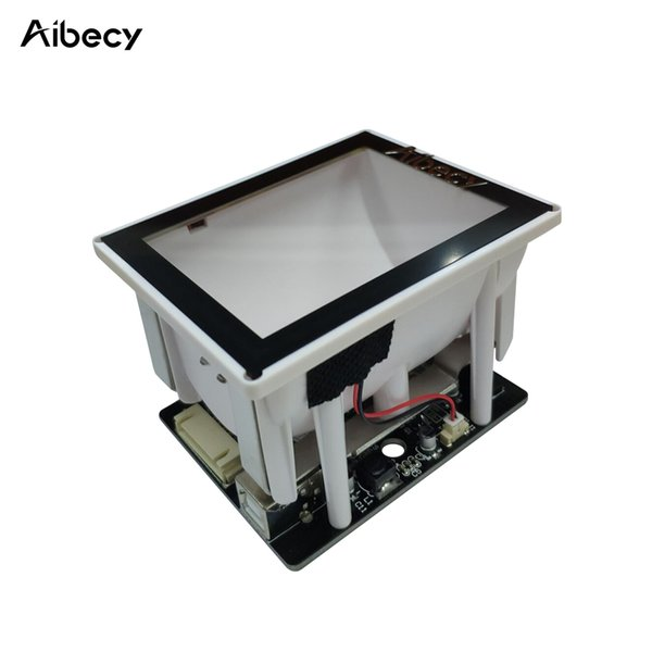 Aibecy 2D / QR / 1D embedded Modulo Scanner Bar Code Scanner Scan Engine 960 * 680 COMS con interfaccia USB
