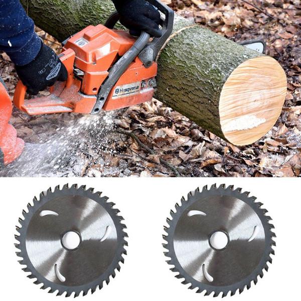 Diente alternativo punta de carburo de madera hoja de sierra amoladora angular de la madera 831F