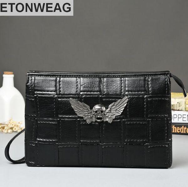 wholesale brand men package new elements Eagle hawk mens handbag personality cross men's single shoulder bag fashion leather men hand b