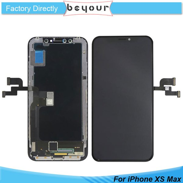 separation shoes 2a3d1 66976 100% Original OLED Screen For IPhone XS Max LCD Grade AAAAA Screen ...