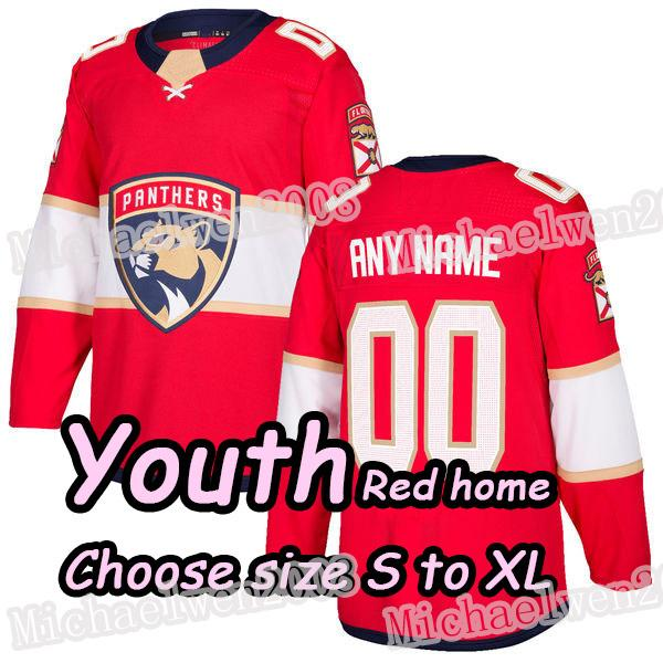 Youth Red home