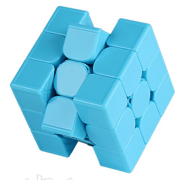 Moyu WeiLong GTS3M Magic Cube - Edição Limitada Azul