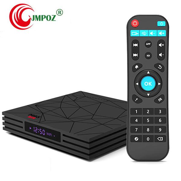 Venda quente amlogic s905w m9s w5 2 gb 16 gb tv box quad-core android 7.1 tv streaming de caixas melhor do que mxq pro tx3 x96 caixa de tv android 2019