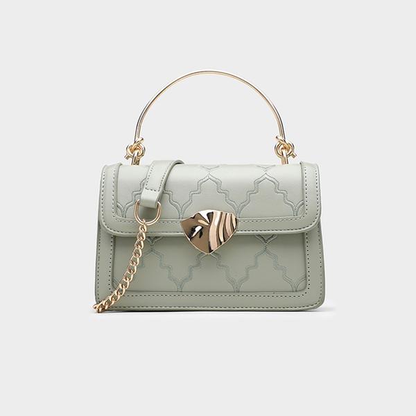 Senhoras Do Vintage Europeu Flap Bag Pequeno Messenger Bags Para As Mulheres Bloqueio Bolsas Femininas Cachecol De Luxo Sacos de Ombro 2019