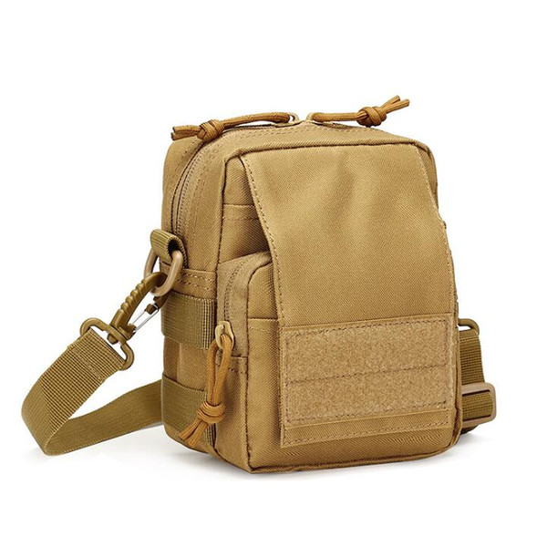 7d0d416e0e73 2019 Outdoor Sports Men And Women Shoulder Bag New Camouflage Hiking Casual  Waist Bag Travel Messenger Small Bag Options From Happylittlemonkey, $13.2  ...