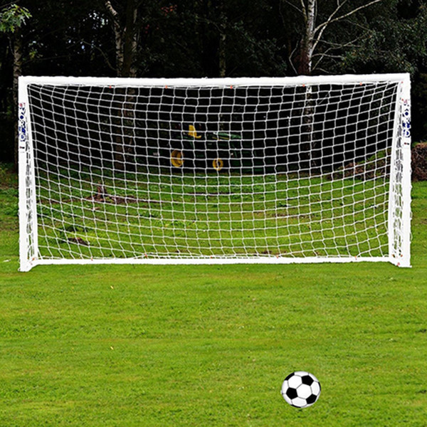 best selling Portable Football Net 3X2M Soccer Goal Post Net Rusia World Cup 2018 Gift Football Accessories Outdoor Sport Training Tool