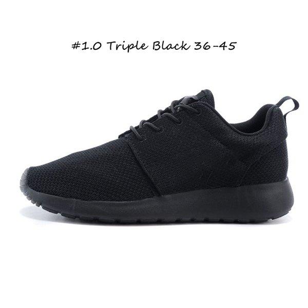 # 1.0 Üçlü Siyah 36-45