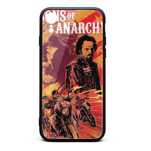 Sons of Anarchy motorcycle club Comic cover white phone cases,case,iphone cases,iphone XR cases cute phone designer phone cases XR pretty ap