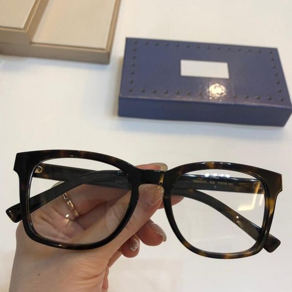 GG0457 gafas de montura transparente lentes para hombre y para mujer gafas miopía gafas Retro gafas de grau hombres y mujeres miopía marcos de anteojos