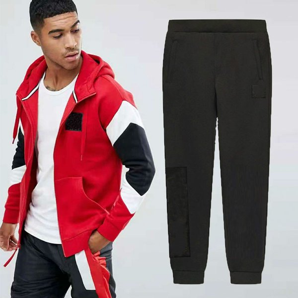 Designer Tracksuits Mens Sweat Suits Sportwear Cardigan Hoodies Pants with Letters Brand Tracksuit Clothing Plus Size L-4XL Wholesale