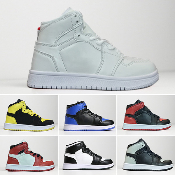Children shoes 1 cheap store Top Quality kids Basketball shoes Wholesale price free shipping sales US10.5C-US3Y