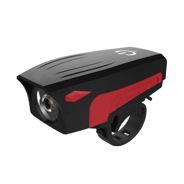 Велосипед Лампа Велосипед Велосипед Белл Прочный USB 2000mA LED Предупреждение Taillight задействуя оборудование сигнала поворота