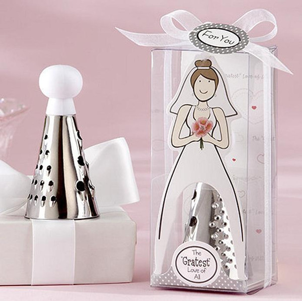 "100pcs Practical Stainless Steel bride Cheese Grater ""Best Mom Ever!"" In Gift Box Baby Shower Party Souvenirs Wedding Favors SN1993"