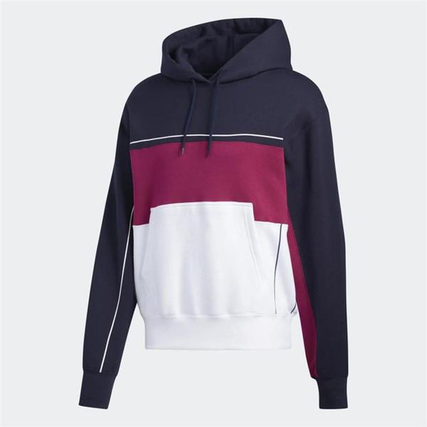 Sudaderas con capucha de marca deportiva para hombre Sudadera de diseñador de moda 2019 NUEVAS sudaderas con capucha de lujo para mujer Jersey de manga larga de otoño S-2XL B100374K