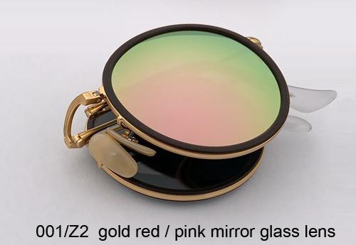 001 / Z2 الذهب الأحمر / مرآة الوردي