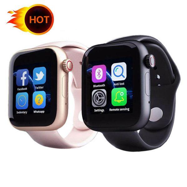 New Z6 Smart Watch mit Sim-Karte TF Bluetooth Anruf Band 1,54 Zoll PK Q3 Q9 Sport Smartwatch Unterstützung Facebook für Samsung