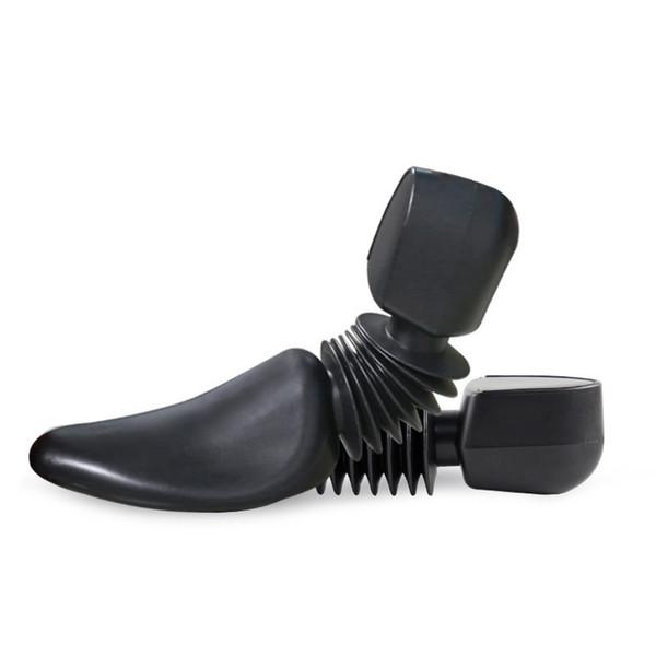 Yüksek kaliteli Erkekler Kadınlar Ayakkabı Raf Aksesuarları hane olmadan Ölçeklenebilir Ayarlanabilir Saf Renk Büyüt