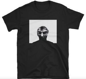 Moda MF Doom Madvillainy Todos los CAPS Hombres 039 s Camiseta Camiseta divertida