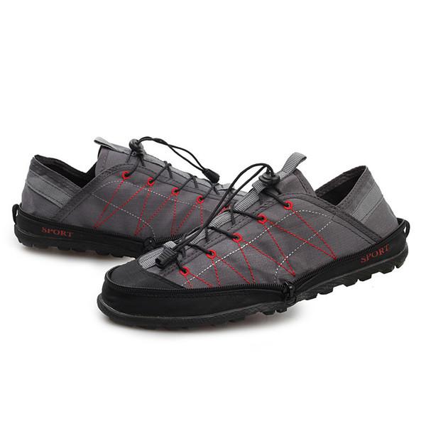 Pretty2019 Canvas Male Ventilation Fold Light Wallet Shoes Portable Travel Low Help Dawdler Woman Cloth Shoe You