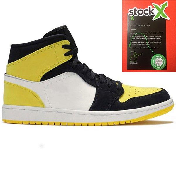 32 yellow toe