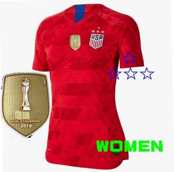away+patch 2019 women
