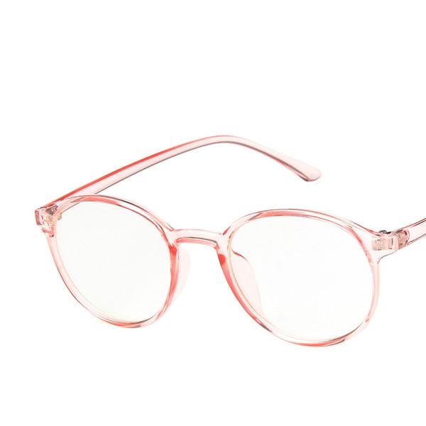 65b9fe517ce Viodream Retro Round Glass Frame Student Eye Glasses Frames Optical Glasses  Prescription Eyewear Spectacle Frame Oculos De Grau