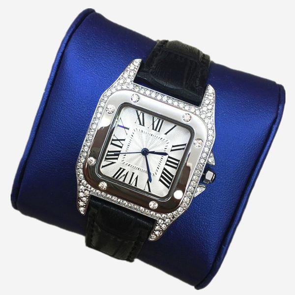 Novo Modelo de Moda de Luxo Mulheres Relógio Com Diamante subiu de ouro Design Especial Relojes De Marca Mujer Senhora Vestido de Quartzo relógio de transporte da gota