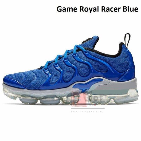10. Oyun Kraliyet Racer Mavi